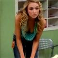 Katrina Bowden Cleavage Scenes