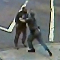 New Jersey Cop beats up man for standing on the corner
